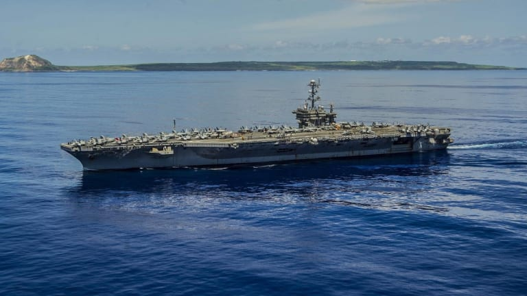 Russia Wants a Nuclear-Powered Aircraft Carrier