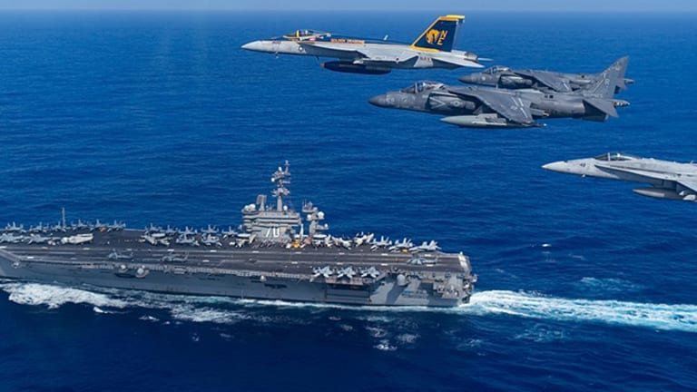 The 5 Most Powerful Aircraft Carriers, Subs, Bombers and Fighter Aircraft Ever
