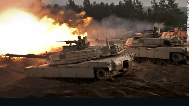 """Army Pursues New """"Combined Arms Maneuver"""" Warfare Attack Plan"""