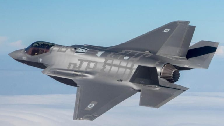 Did Israeli F-35 Stealth Fighters Really Bomb Iraq?