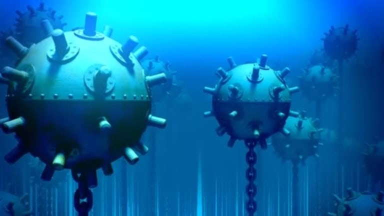 New Navy Video-Guided Undersea Warhead Explodes Mines