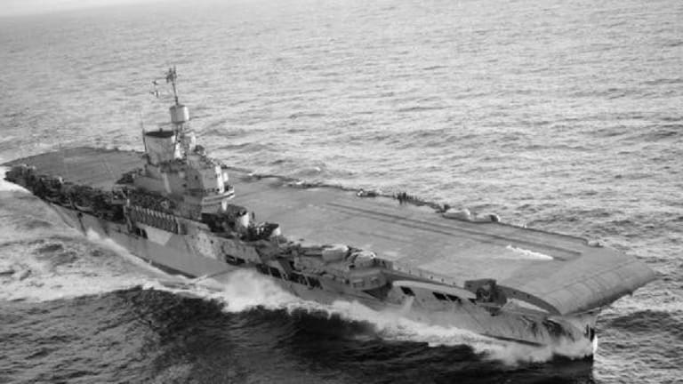 This Aircraft Carrier Did Not Exist