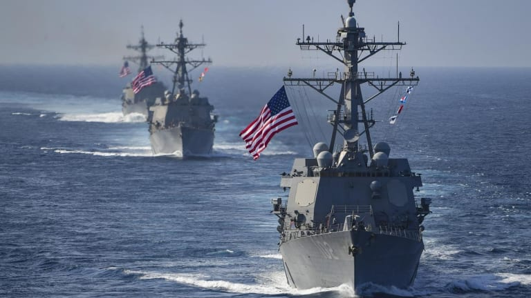 High Seas Drama: 5 Most Deadly Naval Surface Ships on Earth