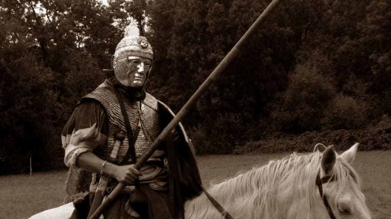Celtic Warriors Didn't Give Up Spain to the Romans Without a Fight