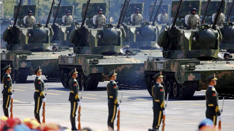 Introducing China's New Type 15 Tank. Here's What You Need To Know.