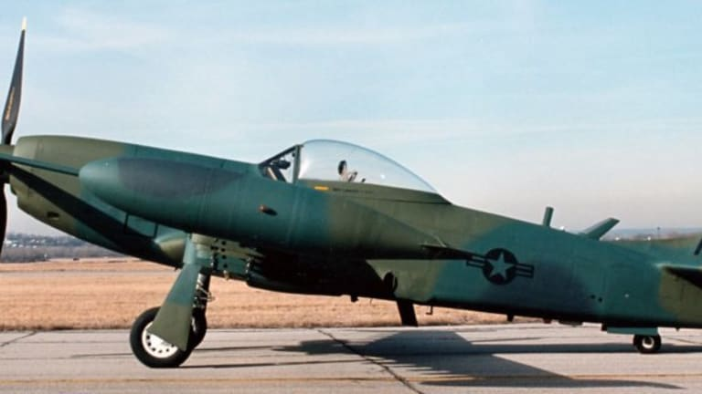 There Was No Way a P-51 Could Replace the A-10