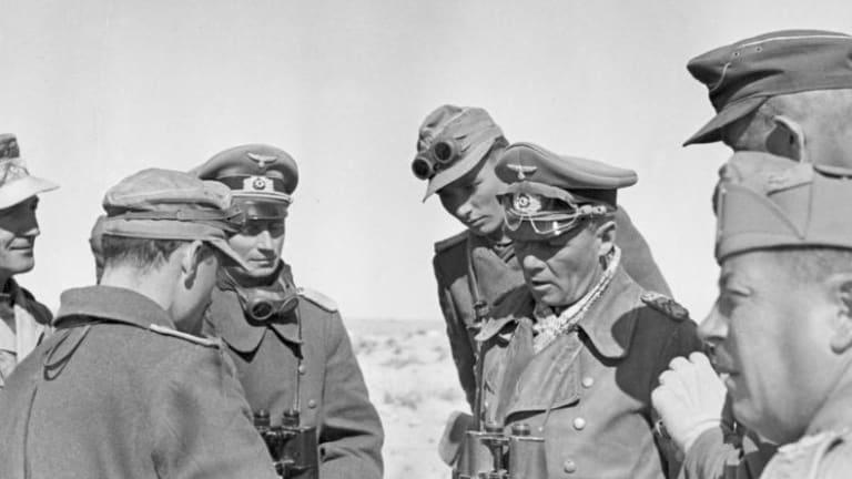 """The """"Desert Fox"""": Hitler's Ultimate Weapon of War?"""