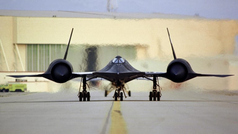 A Mach 6 SR-71? This Is How Amazing (And Deadly) the SR-72 Could Be.