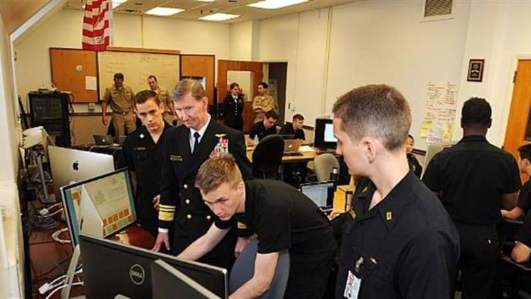 New Navy Unit Fights Back - Cyber Attacks