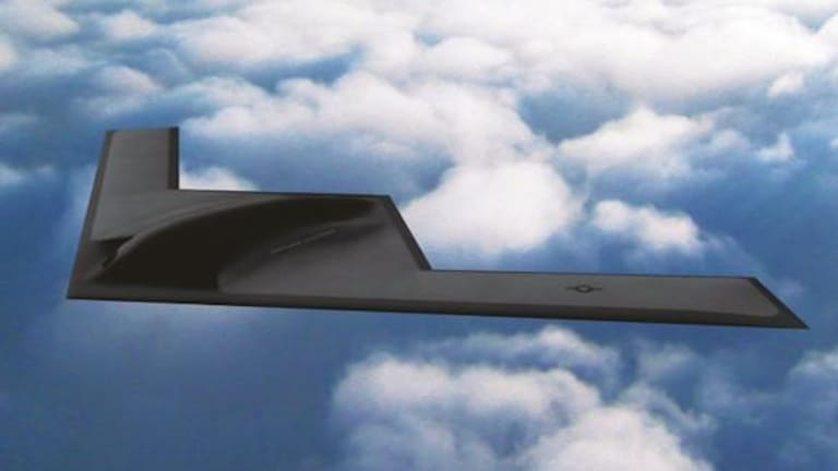 Air Force Maps Plan to Arm B-21 Stealth Bomber With Nuclear Weapons