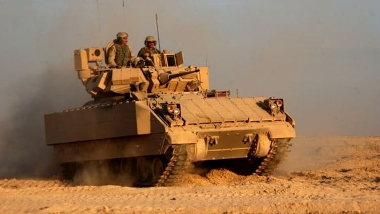 Massive Growth - Army Adds Nearby 500 New Bradleys to Armored Vehicle Force