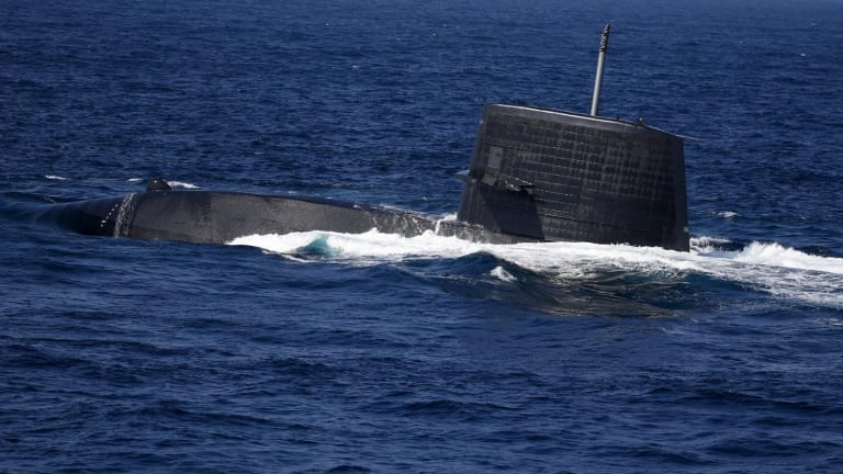 Is This the Best (Non-Nuclear) Submarine on Planet Earth?