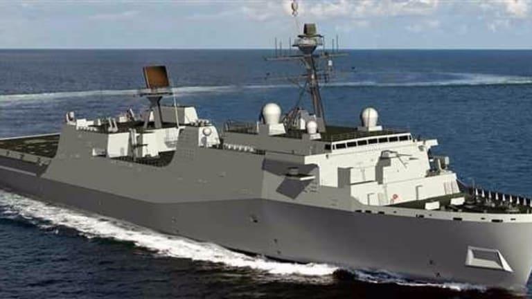 Modern War Threats May Speed Amphib Assault Ship Buys - Navy: Not Enough Amphibs