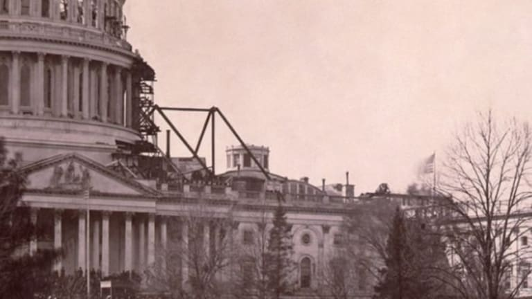 Union Spies Saved Washington, D.C. From Becoming a Confederate City
