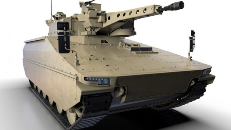 New German Lynx Armored Combat Vehicle Will Bring New Weapons to War