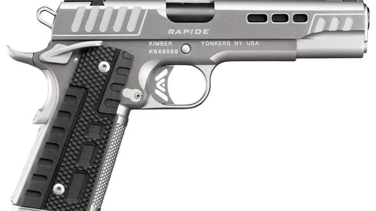Kimber: The World's Best Manufacturer of the Classic 1911 Pistol?