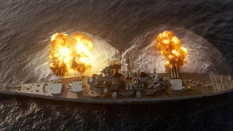 This Is the Monster Battleships the U.S. Navy Nearly Built