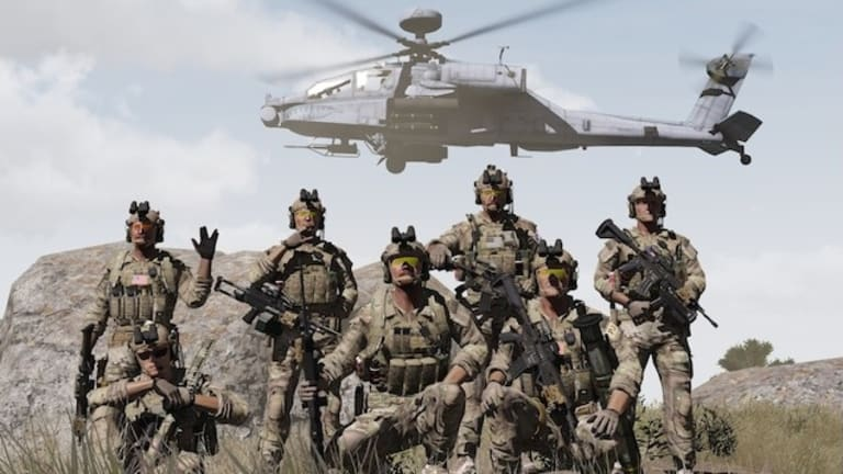 Air Force Special Ops Pivots Strategy Toward Major Power Warfare