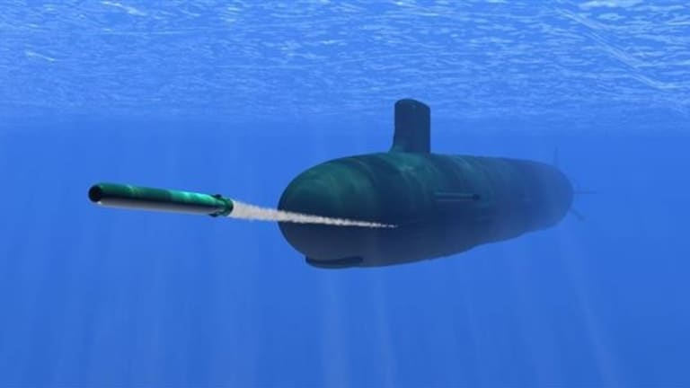 Navy Engineers New Lethal, Super High-Tech Mk 48 Torpedo