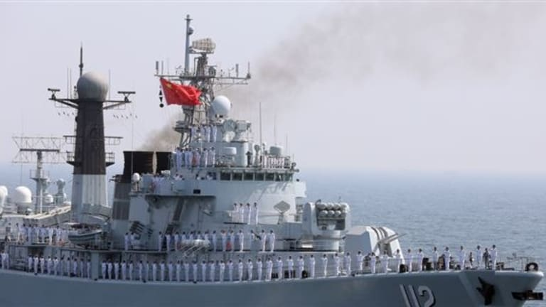 China Is Gaining Control of the South China Sea