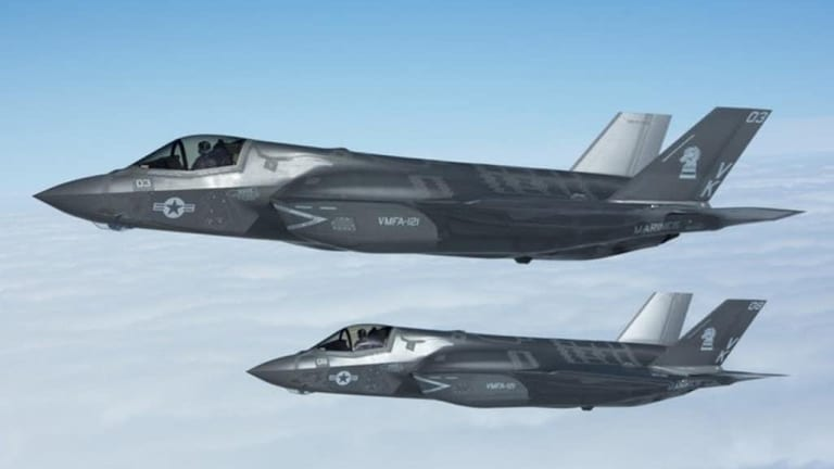 Wargame Shows Lockheed Martin F-35 Kills 15 Fighters for Every Loss