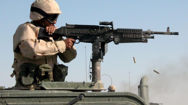 Super Weapons: Meet the 5 Deadliest Guns to Use in a War