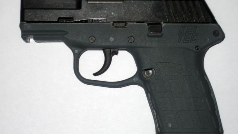 This KelTec Pocket Pistol Is a Good Balance of Lightweight Lethality