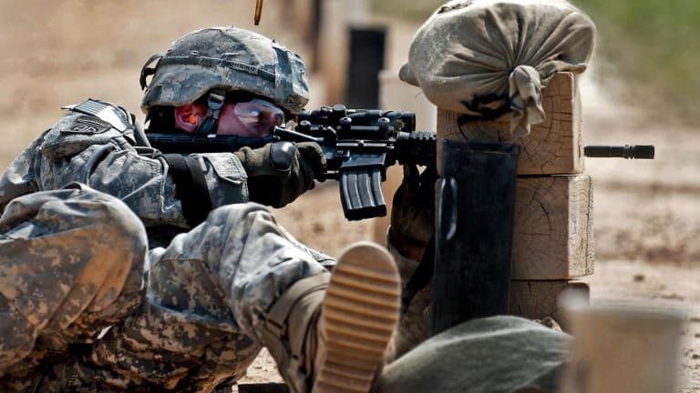 PICTURES: 5 Deadliest Guns of Modern War