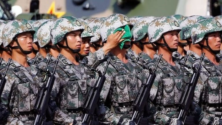 Why China Would Lose a War Against America