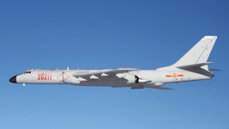 China is Trying to Match New US Air Force Bomber