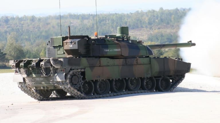 This French Tank Is One Piece of Armor Not To Be Toyed With