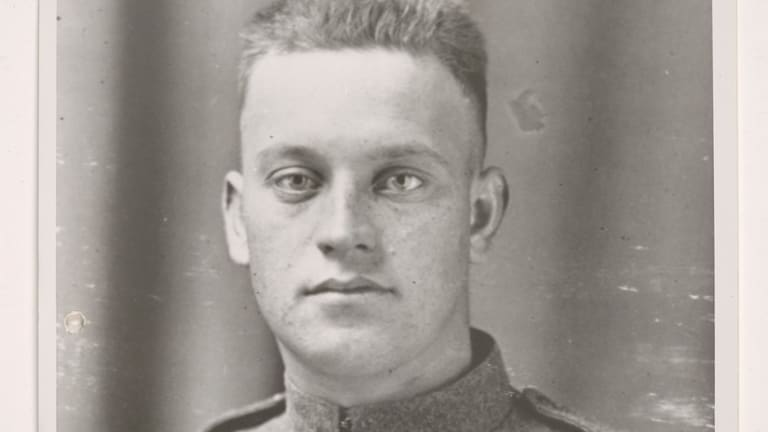 Medal of Honor Monday: Marine Corps Pvt. Albert Smith