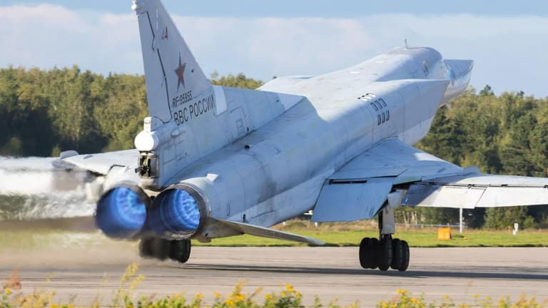 The Tu-22M3: The Russian Bomber the World Truly Fears