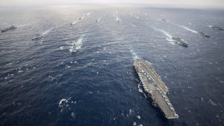 'We will not stand down': US warns China after latest clash with US Navy