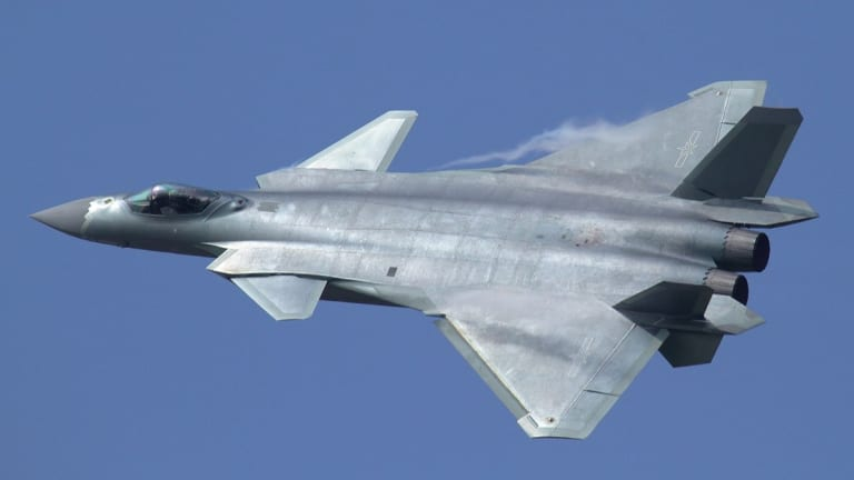 How Stealth is the Chinese J-20? New Pictures Offer Ideas