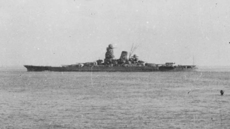 It Took An Unthinkable Amount of Weapons to Sink This Battleship