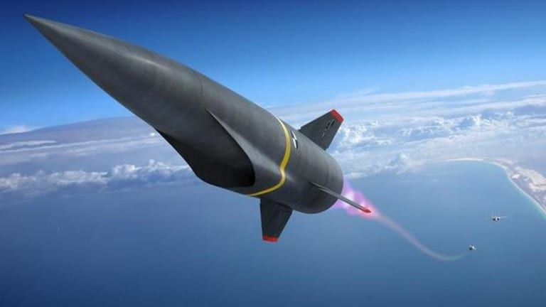 Pentagon Drafts Plans to Destroy Hypersonic Weapons Attacks