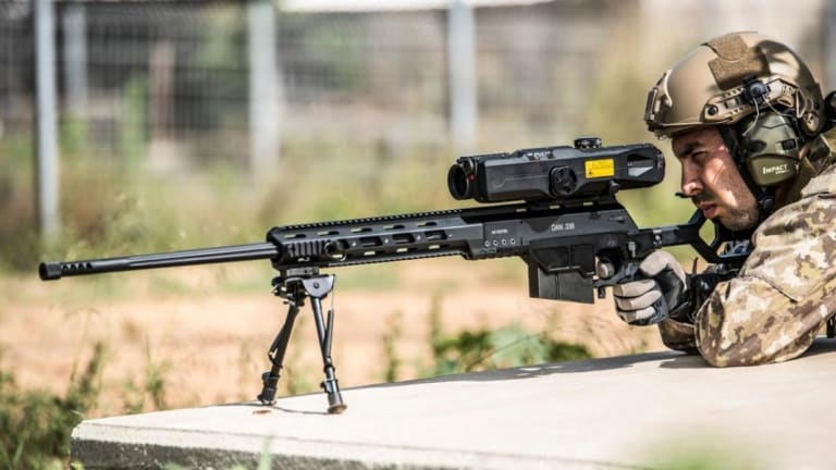 Is This Sniper Rifle the Best Weapon Israel Ever Made?