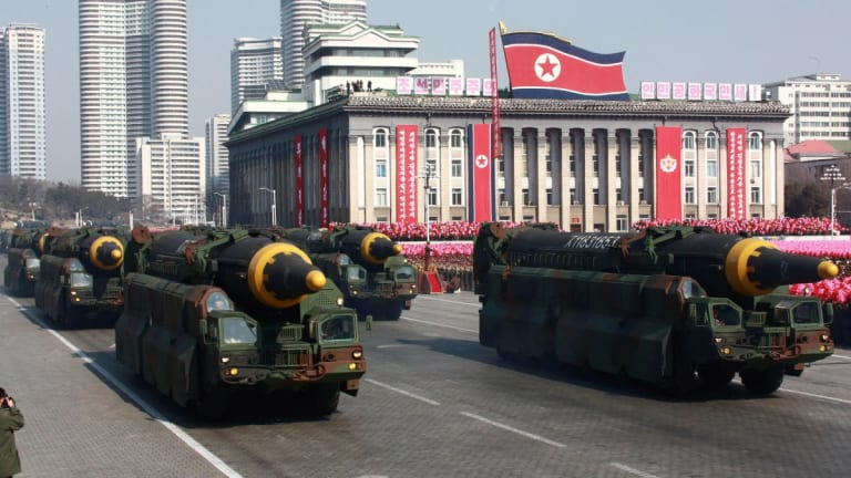 Could North Korean weapons destroy US Navy aircraft carriers?