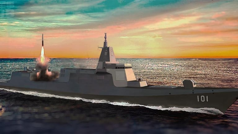 Could This New Chinese Destroyer 'Sink' the U.S. Navy?