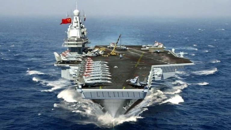 """New Pentagon Report Details """"Massive"""" Chinese Military Threat"""