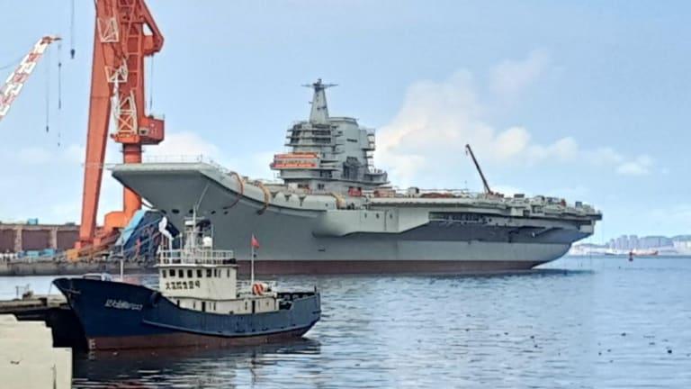 China: The Next Aircraft Carrier Superpower?