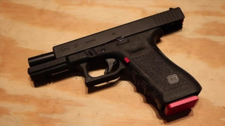 This is Reason the Glock 22 the Most Popular Police Handgun in the US