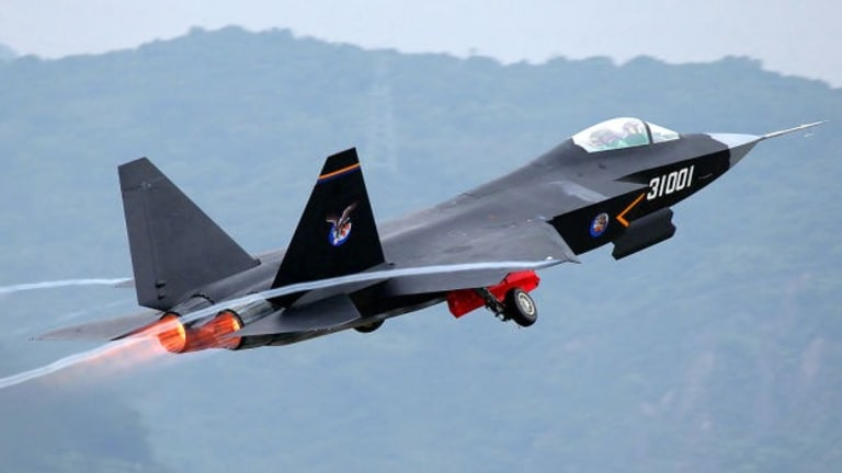 """Air Force Says, """"We're Outnumbered"""" By China"""