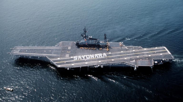 Why the U.S. Navy Loved the Midway-Class Aircraft Carrier
