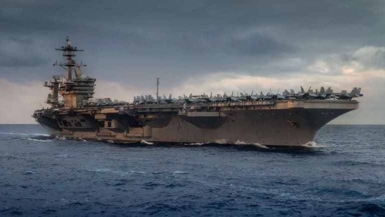 How U.S. Aircraft Carriers Can Fight China in a War