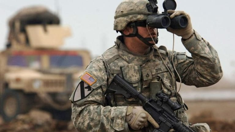 Citing ISIS Defeat, CENTCOM Announces New Combat Strategy