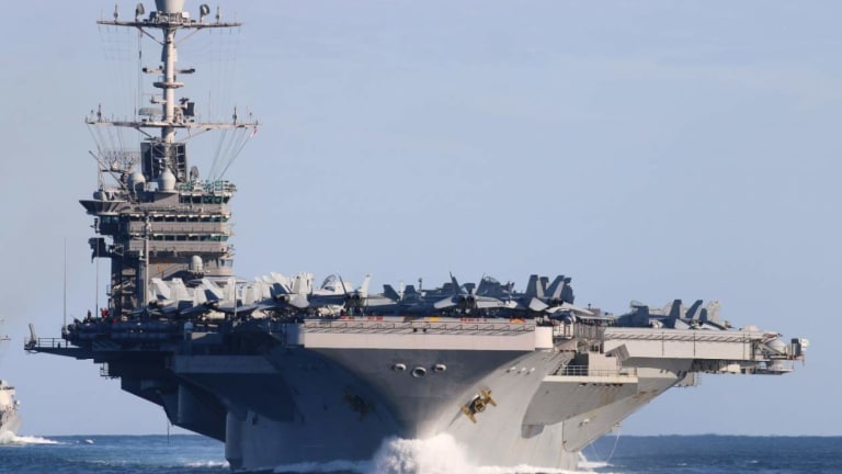 How to Start a War With the United States: Try to Sink an Aircraft Carrier