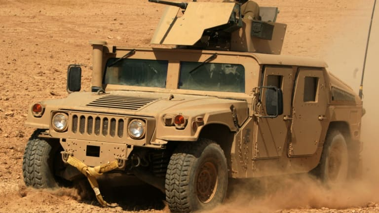 How AI Will Help Control the Army's Fighting Vehicles