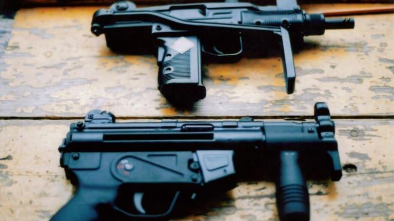 Uzi: The Israeli Machine Gun That Conquered the World
